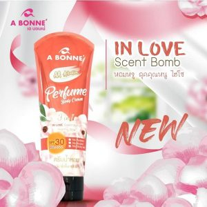 A Bonne AA Arbutin Perfume Body Cream
