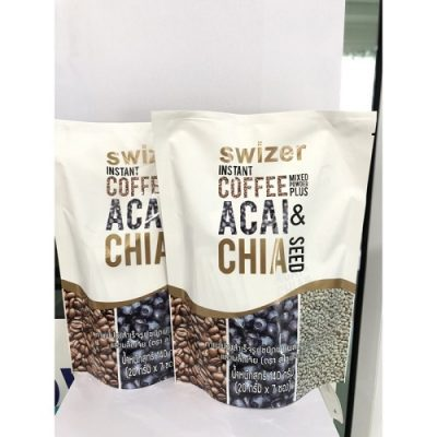 Swizer Coffee Mixed Acai&Chai Seed photo review